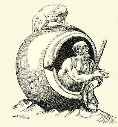 Sagesse du pluvian Diogene08